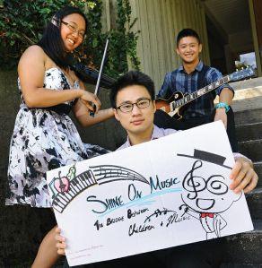 Shine On Music Benefit Concert