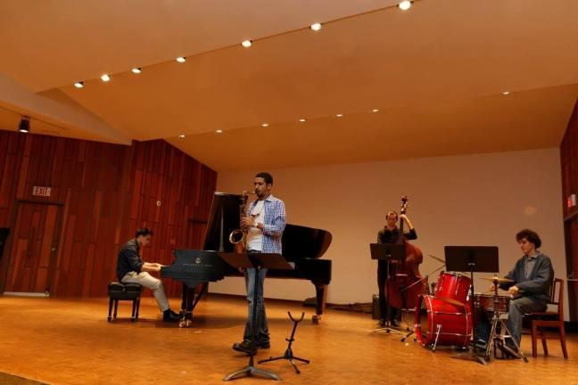 Ardeshir PkMati Jazz Quartet