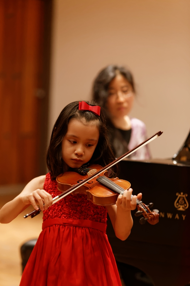Violin Student 2
