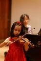 SOM Benefit Concert 2015: Violin Student
