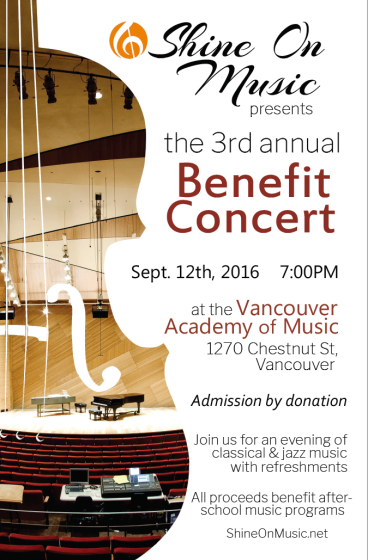 Benefit Concert PNG